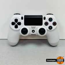 PlayStation 4 [PS4] Sony DualShock 4 Controller V1 White