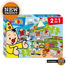 Bumba Bumba 2-in-1 puzzel (10-delig) | NIEUW