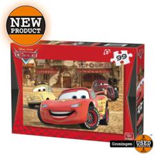 Disney Cars Disney Cars puzzel Lightning McQueen | 100 stukjes | NIEUW