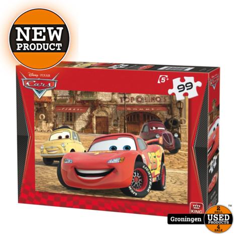 Disney Cars puzzel Lightning McQueen | 100 stukjes | NIEUW