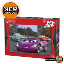 Disney Cars Disney Cars puzzel Holley Shiftwell   100 stukjes   NIEUW