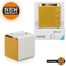 Rapoo Rapoo A300 Bluetooth speaker yellow | NIEUW