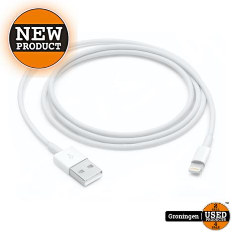 iPhone/iPad Lightning kabel 1m | NIEUW
