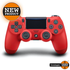 PlayStation 4 [PS4] Sony DualShock 4 Controller V2 Red | NIEUW!