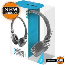 Trust Trust Urban Fyber 21488   Bluetooth On-ear Koptelefoon   NIEUW
