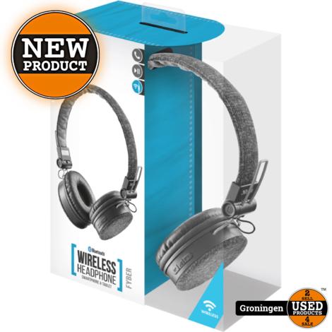 Trust Urban Fyber 21488   Bluetooth On-ear Koptelefoon   NIEUW
