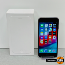 Apple Apple iPhone 6 16GB Space Gray MG472ZD/A | NETTE STAAT! | Accu 86% | incl. lader en doos