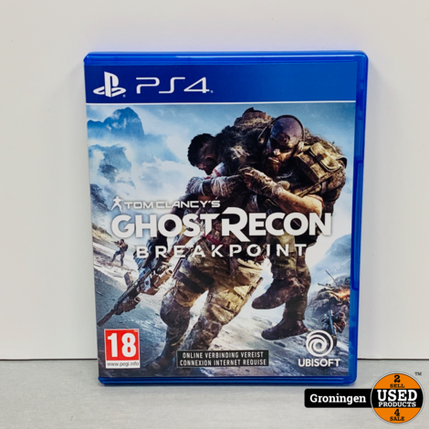 [PS4] Tom Clancy's Ghost Recon Breakpoint