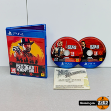 PlayStation 4 [PS4] Red Dead Redemption 2