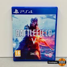 PlayStation 4 [PS4] Battlefield V / Battlefield 5