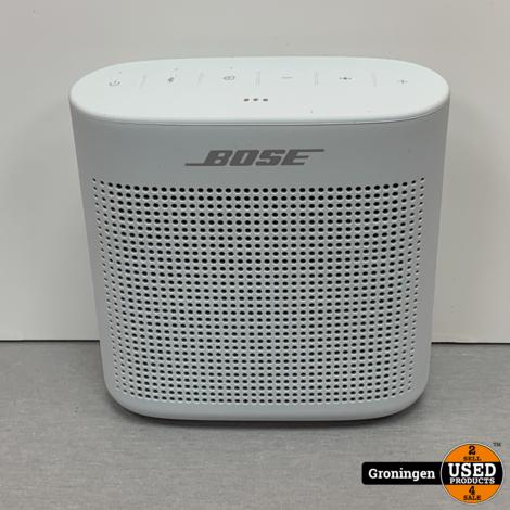 Bose SoundLink Color II Wit   Bluetooth Speaker