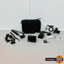 Eken Eken H9R Action Camera 4K | incl. 32GB SD, 2x accu, lader, accessoires en case