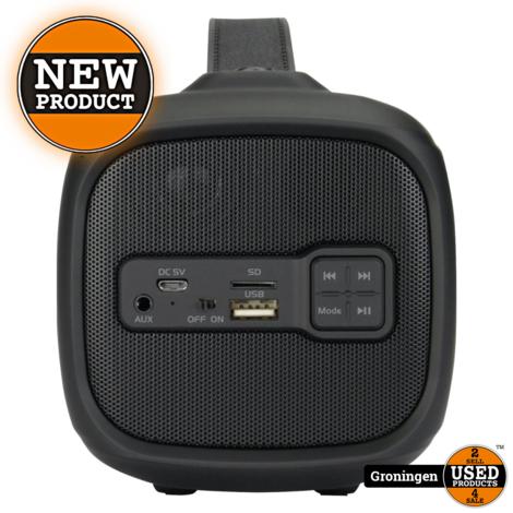 Caliber HPG425BT   Bluetooth speaker met FM radio   NIEUW IN DOOS!