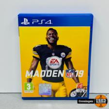 PlayStation 4 [PS4] Madden NFL 19