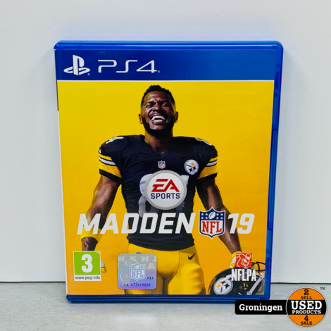 [PS4] Madden NFL 19