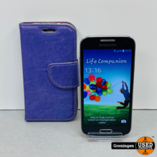 Samsung Samsung Galaxy S4 i9515 Value Edition Black | NETTE STAAT! | incl. FlipCover