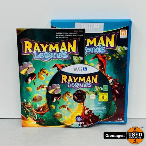 [Wii U] Rayman Legends