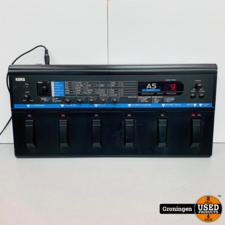 Korg KORG A5 FX Bass Performance Signal Processor Effectpedaal