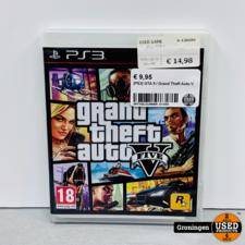 [PS3] GTA 5 / Grand Theft Auto 5