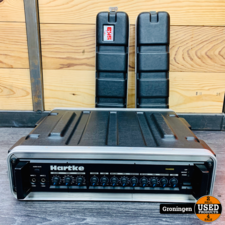Hartke HA4000 Bass Top 400 watt | incl. SKB Flightcase