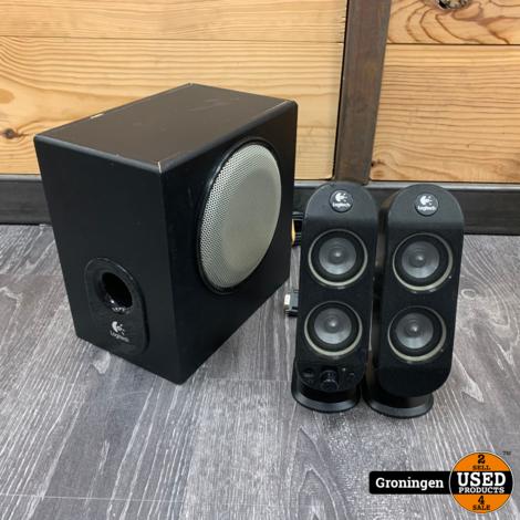 Logitech X-230 2.1 Speakerset