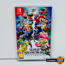 Nintendo Switch [Switch] Super Smash Bros: Ultimate | nota (26-02-2020)