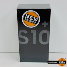 Samsung Samsung Galaxy S10+ / S10 Plus 128GB G975 Black | NIEUW IN DOOS!