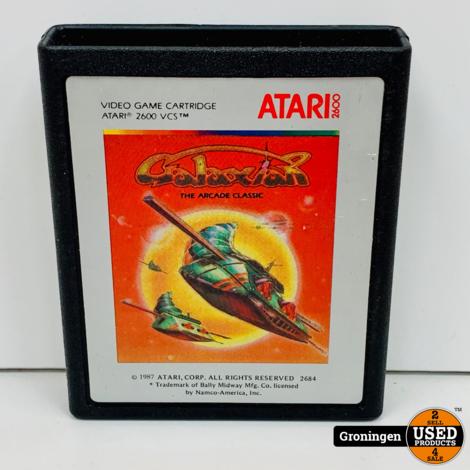 [Atari 2600] Galaxian