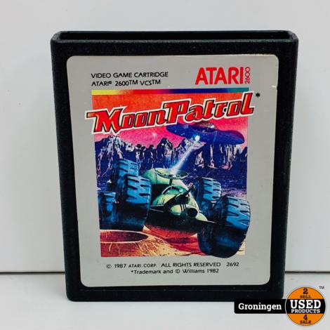 [Atari 2600] Moon Patrol