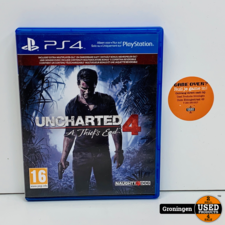 PlayStation 4 [PS4] Uncharted 4: A Thief's End