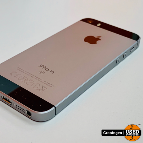 Apple iPhone SE 16GB Space Gray | iOS 13.4 | Accu 96%