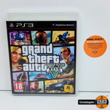 PlayStation 3 [PS3] GTA 5 / Grand Theft Auto 5 5026555410274