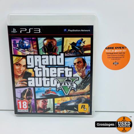 [PS3] GTA 5 / Grand Theft Auto 5 5026555410274