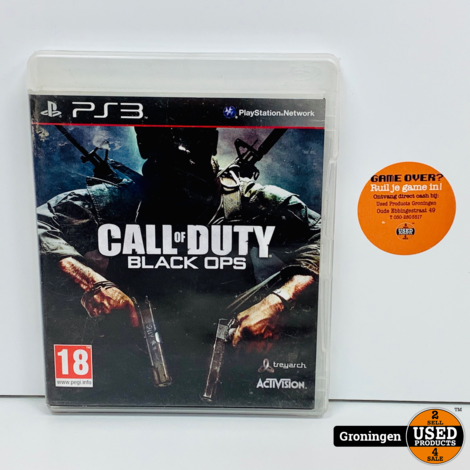 [PS3] Call of Duty - Black Ops