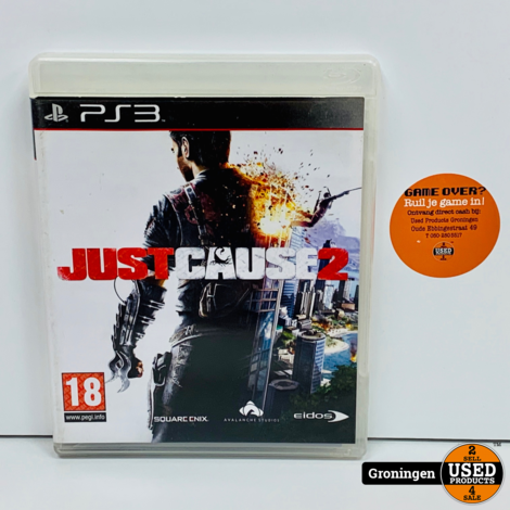 [PS3] Just Cause 2