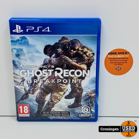 [PS4] Ghost Recon Breakpoint