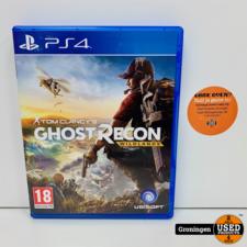 PlayStation 4 [PS4] Tom Clancy's Ghost Recon - Wildlands