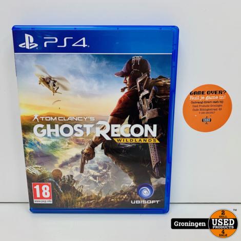 [PS4] Tom Clancy's Ghost Recon - Wildlands