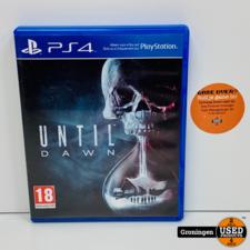 PlayStation 4 [PS4] Until Dawn