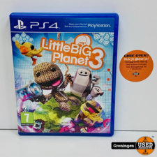 PlayStation 4 [PS4] Little Big Planet 3