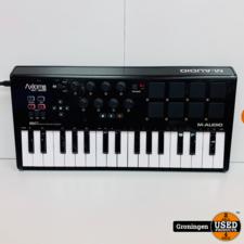 M-Audio M-Audio Axiom AIR Mini 32 USB MIDI keyboard | incl. USB-kabel