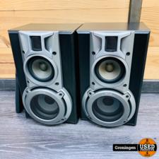 Technics Technics SB-EH550 Speakerset | 3-weg | 70 watt | incl. grills