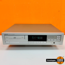Onkyo Onkyo DX-1500 CD-speler Zilver | Microprocesor soft loading mechanism