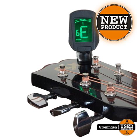 CLXmusic Tuner Buddie stemapparaat verlicht display | NIEUW