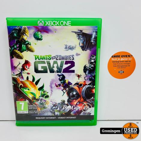 [Xbox One] Plants vs. Zombies Garden Warfare 2
