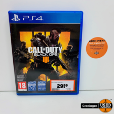 PlayStation 4 [PS4] Call of Duty Black Ops 4