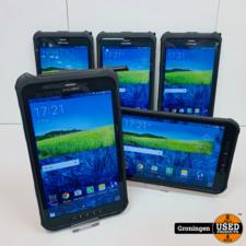 Samsung Samsung Galaxy Tab Active 8.0 LTE/4G SIM T365 16GB Black | incl. Cover en Stylus-pen | Android 5.1.1