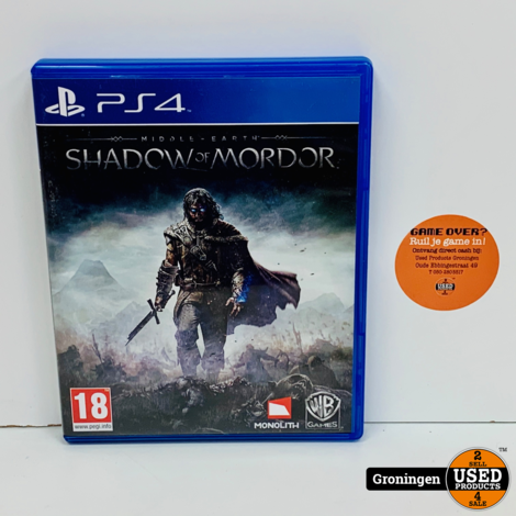 [PS4] Middle-earth - Shadow of War