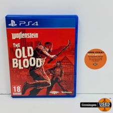 PlayStation 4 [PS4] Wolfenstein: The Old Blood