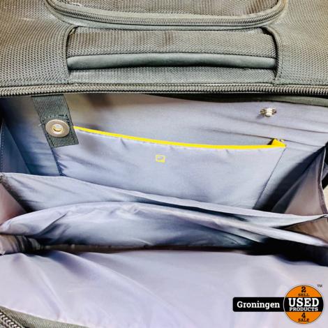 Targus TBR015-70 Laptop Trolley   NETTE STAAT! incl. etui